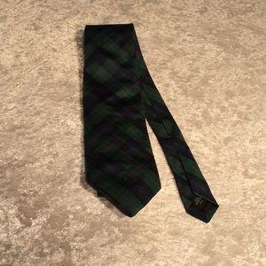 Talbots Kids 100% Silk Tie